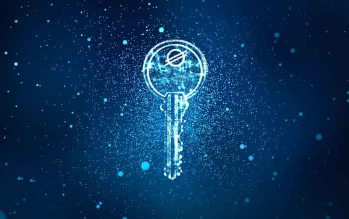 Digital Stellar Secret Key