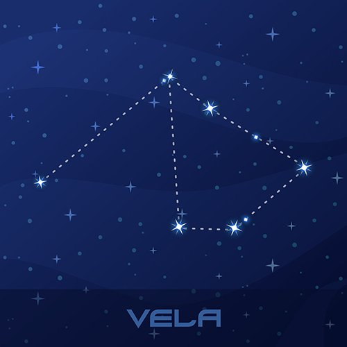 Constellation Vela